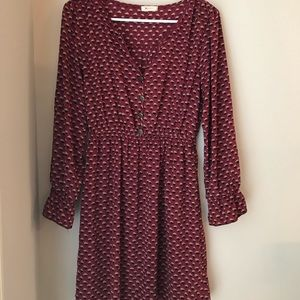 Everly dress long sleeve. Size medium